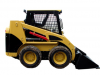 Steer Loaders Hire