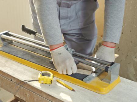 Máquinas de corte de cerâmica