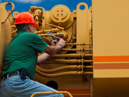 Machinery Maintenance and Repair Services