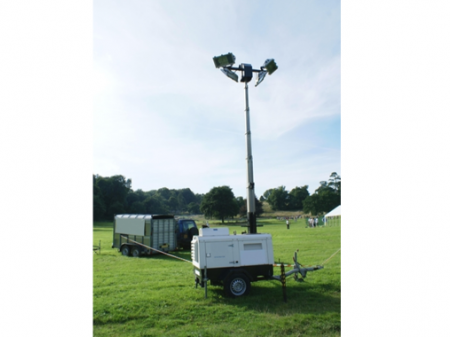 Light Towers Hire